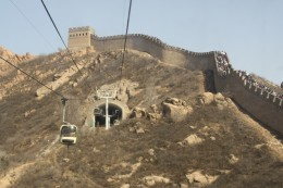The Cable Car at the Wall