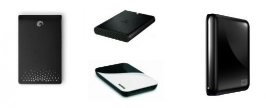 Laptop External Hard Drive