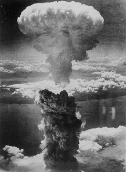hiroshima and the atomic bomb put fear in all mankinds heart, but can you even Imagion what it did to our fathers heart?