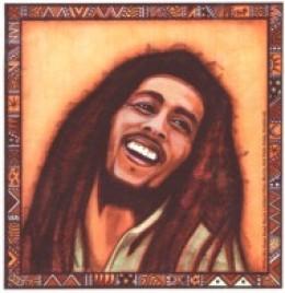 Rasta legend Robert Nesta Marley