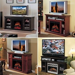 Electric fireplaces tips for choosing the best unit for - Choosing the right white electric fireplace for you ...