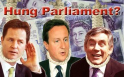 Hung Parliament U.K.