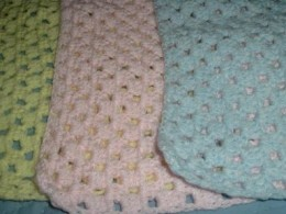 Crochet blankets from sewingblessings.net