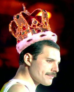 Freddie Mercury forever