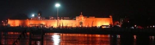 Nani Daman Fort, Daman, India