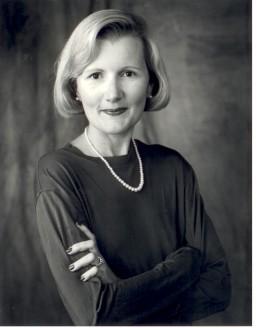 MARYANN TROIANI, author of SPONTANEOUS OPTIMISM (Photo courtesy of http://www.mercersystems.com/)