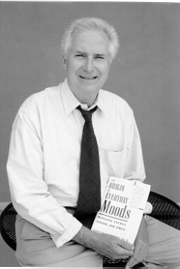 ROBERT E. THAYER, Ph.D., author of CALM ENERGY (Photo courtesy of http://www.csulb.edu/)