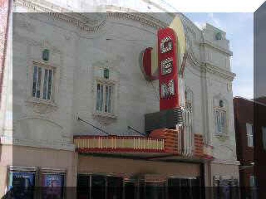 Historic Gem Theater.