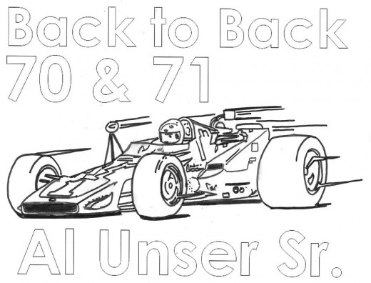 Classic Sport Cars Free-Kids Coloring Pages with Colouring Pictures to Print.