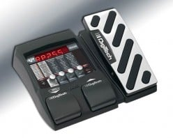 Digitech RP 255 Review: Quality Guitar Effects, Looper and Drum Machine