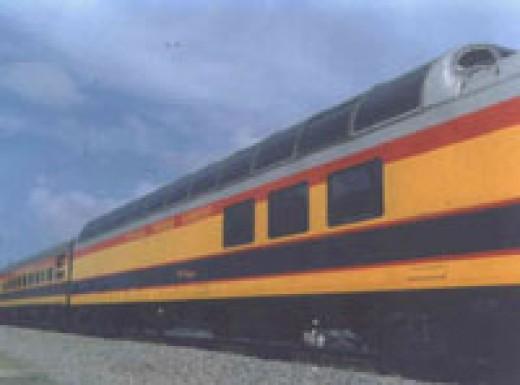 Panama Canal Railway