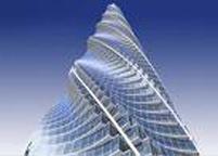 The Chicago Spire - 150 floors