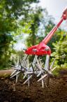 garden weasel weeder tool for easy garden weeding the garden weasel cultivator and weeder