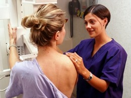 Mammograms decide if a Biospy is required