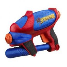Spider Man Super Soaker Water Gun
