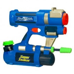 Super soaker water guns from Hasbro