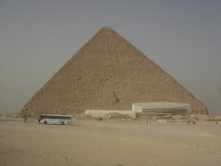 Survival tips for tourists visiting Egypt, Cairo, Giza and the Pyramids