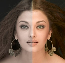 Every girl wants to be fair like Aishwarya Rai Bachan