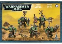 Warhammer 40,000 Ork Nobz Box Set Review