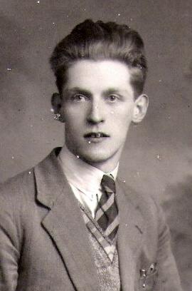 My Grandfather in the Irish Army