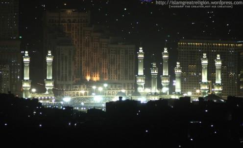 Makkah Wallpapers from  http://islam-wallpapers.blogspot.com/ by  http://islamgreatreligion.wordpress.com