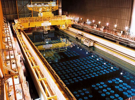 One of the banes of modern life is nuclear waste. We just don't have anywhere to put this hazardous and toxic waste!