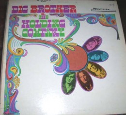 Big Brother featuring the GREAT Janis Joplin.
