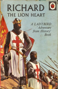 Richard I invoked St George's protection for his arny during their 1191-92 Palestine campaign.