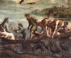 Change Leadership: Jesus Restores and Empowers the Apostle Simon Peter