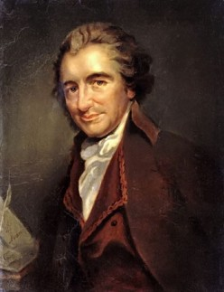 Thomas Paine's Opinion on The Bill of Rights