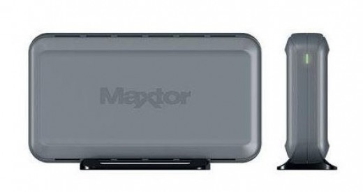 Maxtor 100GB External Hard Drive