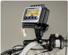 Garmin GPS Motorcycle Mount