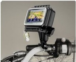 Garmin GPS Motorcycle Mount