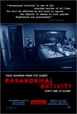 Paranormal Activity - What Happens When you Sleep?
