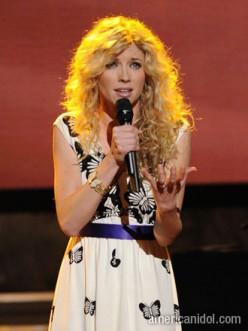 """Brooke White """"You Must Love Me"""" American Idol"""