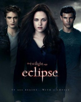 "The official ""Eclipse"" movie poster."