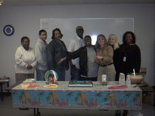 Katrina Recovery Project Members