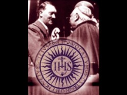 Hitler and the Papacy had a closer relationship than most people would want to believe. That relationship would prove to be helpful to many Nazis at the end of WWII during Operation Paperclip.