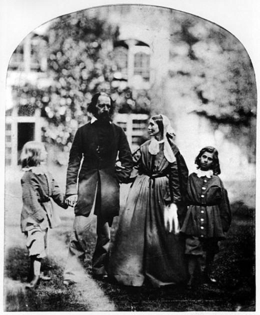 Tennyson & Family
