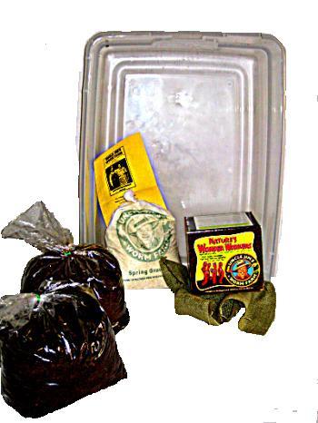 GardenWorms.com's Worm Farm Kit