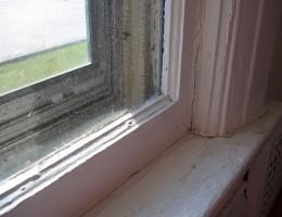 Problem window. Major energy loss.