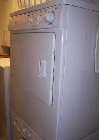 Stackable Dryer Unit Frigidaire makes some Kenmore and GE