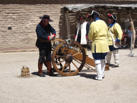 Preparing powder charge