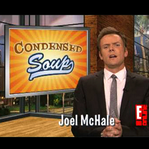 Joel hosting The Soup