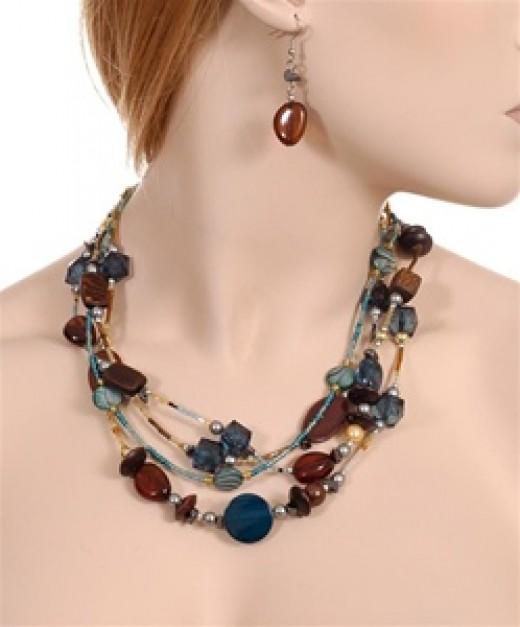 Curvy Fashion Clothing Jewelry