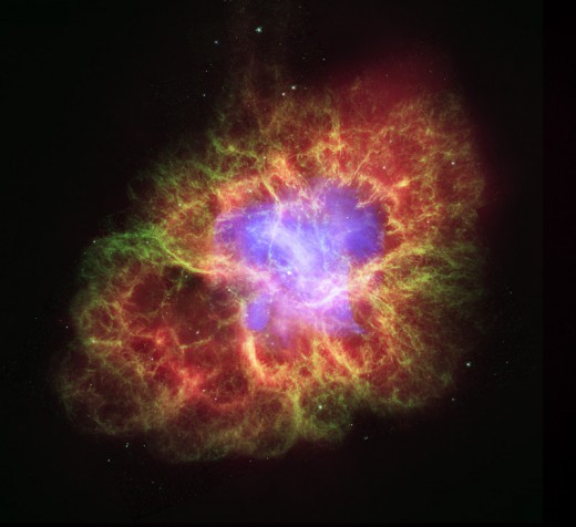 Crab Nebula: a Dead Star Creates Celestial Havoc