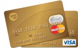 Greendot Premier Master And Visa Card