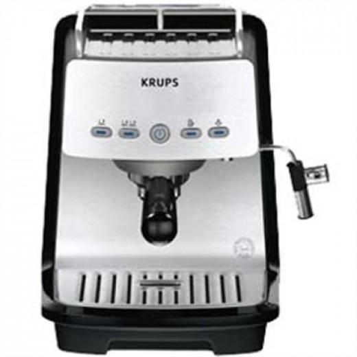 Krups P4050 home espresso coffee maker machines