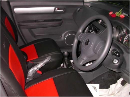 Suzuki Swift Interiors