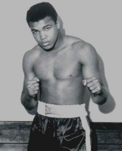 Muhammad Ali Videos - the Cassius Clay years